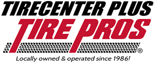 Tirecenter plus tire pros logo